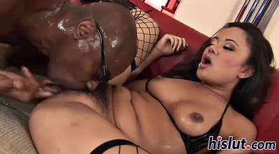 Interracial asian, Creampie asian, Asian hole