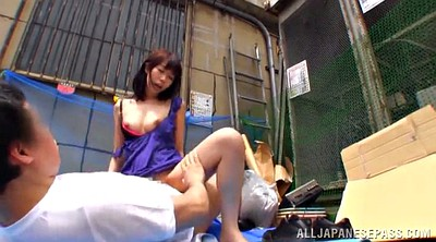 Yell, Thongs, Asian outdoor