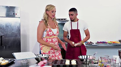 Anne, Julia, Hot milf, Big cook, Cooking, Cook