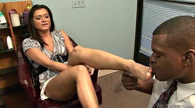 Office foot, Lick foot, Foot licking, Licking foot