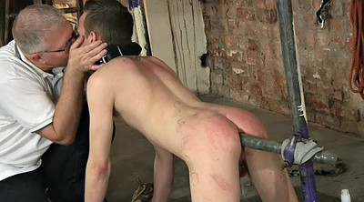 Gay bondage, Tied