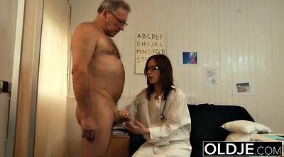 Grandpa, Doctor sex, Teen doctor, Old sex, Nurses, Nurse fuck