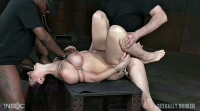 Chanel preston, Preston, Missionary, Gagged, Ebony bdsm