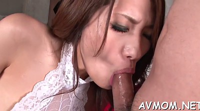 Asian mature, Cream