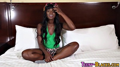 Ebony teen, Oiled ebony, Oiled ass, Big ass black