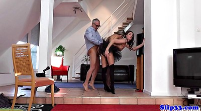 Mature, Mature anal, Young couple