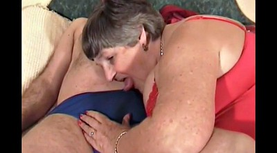 Grandma, Granny, Bbw mature, Cut, Cutting