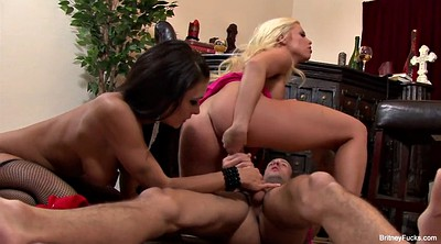 Jessica jaymes, Share, Britney amber, Britney, Jaymes