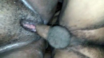 Bbw creampie, Peaches, Black on black