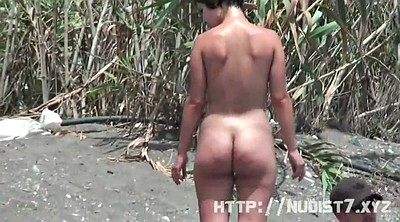 Flash, Nudist, Nudist beach