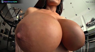 Lisa ann, Stock, Huge cumshot, Stock milf, Fan, Famous