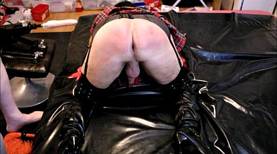 Crossdress, Crossdresser, Spank punish, Punish spank, Crossdressers