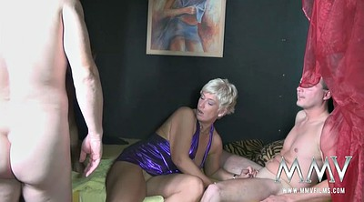 Two couples, Swinger party