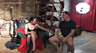Behind the scenes, Czech mature