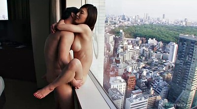 Threesome, Jump, Japanese beauty, Japanese beautiful, Big nipples