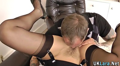 Maid, Mature handjob