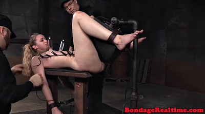 Pegging, Interracial bondage
