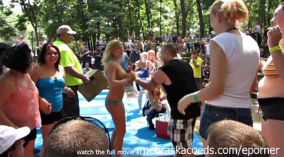Wrestling, Resort, Nudist
