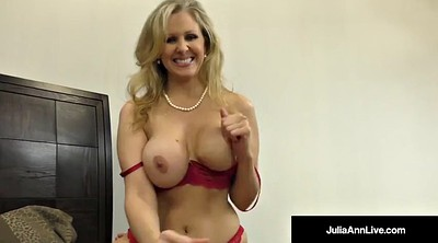 Julia ann, Julia, Famous, Anne, Julia ann foot, Big foot