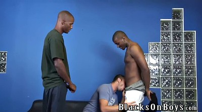 Black gay, Black and white, Interracial gay