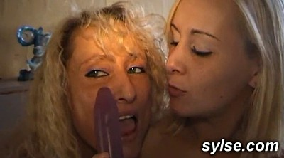 Old teacher, Lesbian orgy, Young gangbang, Lesbian old and young