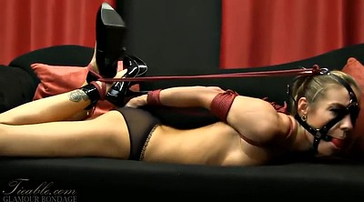 Gagged, Hogtied, Hogtie