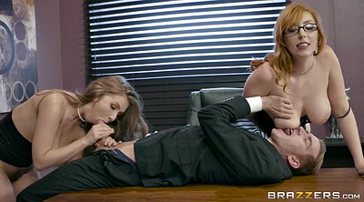 Lena paul, Boss, Secretary, Lauren