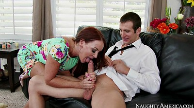 Janet mason, Mom blowjob