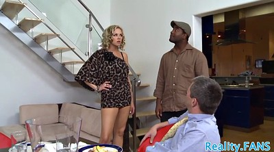 Cream, Interracial wife