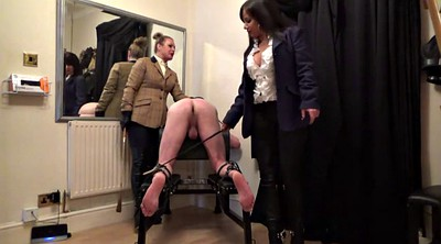 Caning, British, Mistress