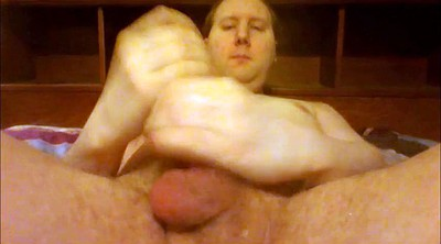 Tall, Tall and big, Hairy webcam, Hairy blonde, Cum on hairy, Webcam gay
