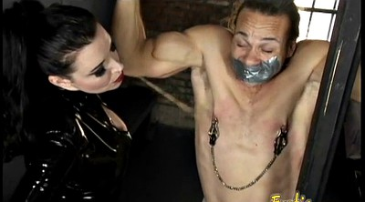 Raven, Anastasia, Dominatrix, Stun, Enjoy, Pierced nipples