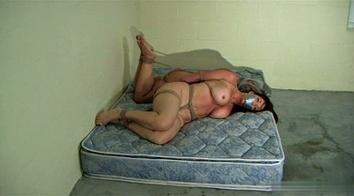 Hogtied, Nude girl, Nude
