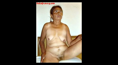 Granny latina, Grannies, Latina mature, Hairy latina