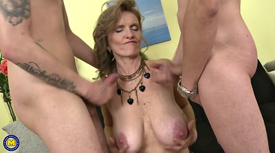 Seduced, Young moms, Busty milf