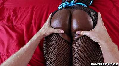 Pantyhose, Diamond jackson, Ass licking, Ass worship