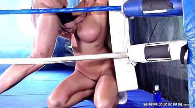 Sports, Box, Ring, Creampie milf, Boxing