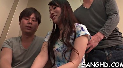 Japanese gangbang, Group sex asian, Asian gangbang