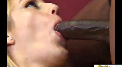 Milf, Mature interracial, Ebony blowjob