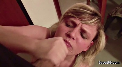 Mature casting, Movie, For money, Casting mom
