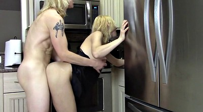 Mom, Kitchen, Creampie mom, My mom, Mom creampie, Mom kitchen