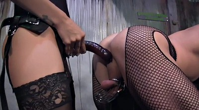 Pegging, Chastity