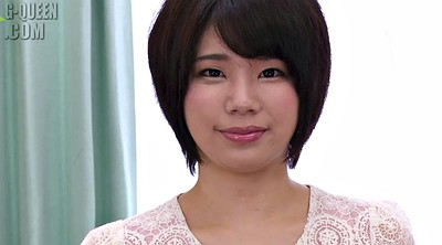 Close up, Japanese shaved, Japanese young
