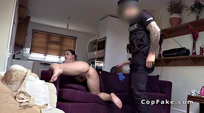 Ass to mouth, Fake cop, Fake cops