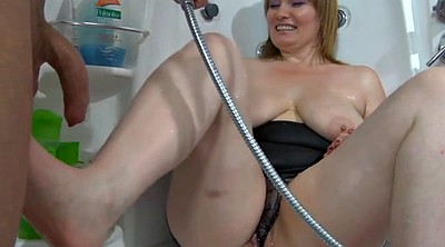 Hot mom, Russian mature