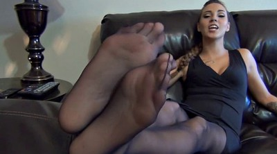 Nylon feet, Sole