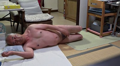 Japanese granny, Japanese handjob, Asian granny, Asian handjob, Japanese big cock, Granny asian