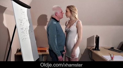Granny anal, Casting anal