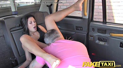 Fake taxi, Cum on face