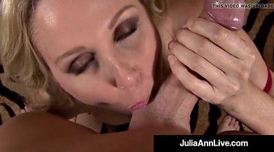 Anne, Julia ann, Dirty talk